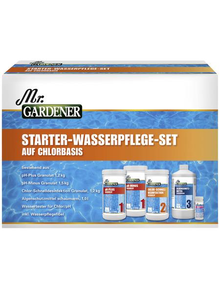 MR. GARDENER Wasserpflege, , für Schwimmbecken