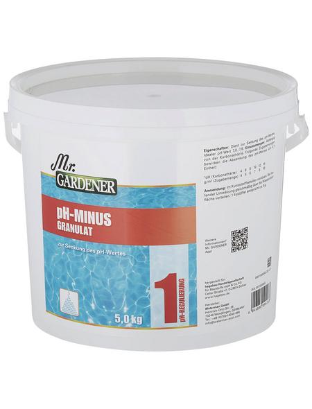 MR. GARDENER Wasserpflege »PH - Minus «, 5 kg , für Pools