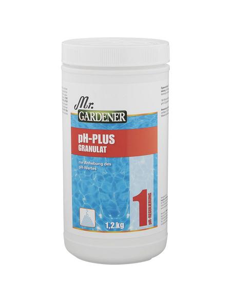 MR. GARDENER Wasserpflege »PH - Plus «, 1,2 kg , für Pools