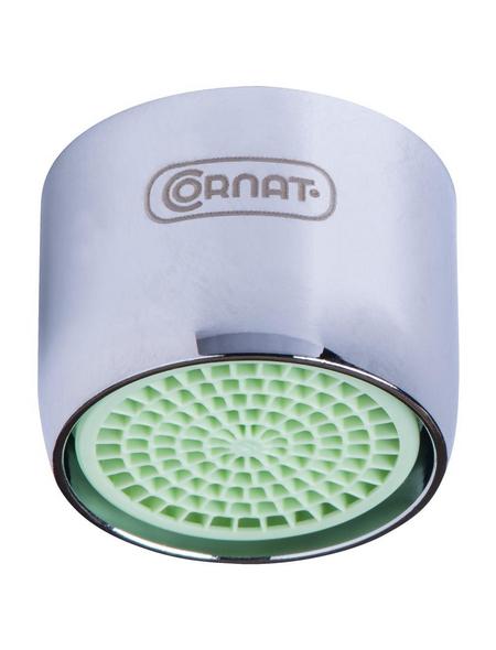 CORNAT Wasserspar-Strahlregler »Medic«, Grün/Chromfarben