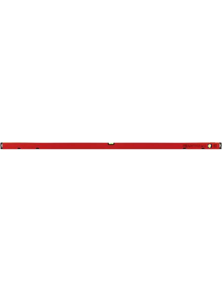 CONNEX Wasserwaage Rot 180 Cm