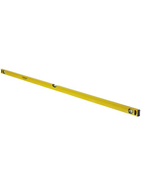 STANLEY Wasserwaage, STHT1-43108, Gelb, LxBxH: 180 x 5 x 2 cm