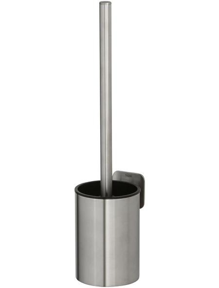 TIGER WC-Bürste »Colar«, Edelstahl/Kunststoff, edelstahlfarben
