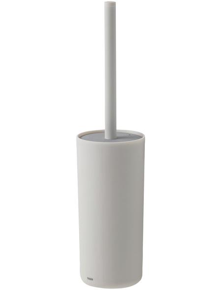 TIGER WC-Bürste »Urban«, Edelstahl/Kunststoff, weiß