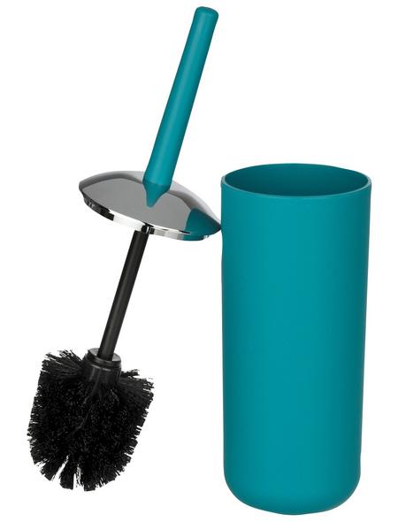 WENKO WC-Bürsten & WC-Garnituren »Brasil«, Höhe: 37  cm, petrolfarben