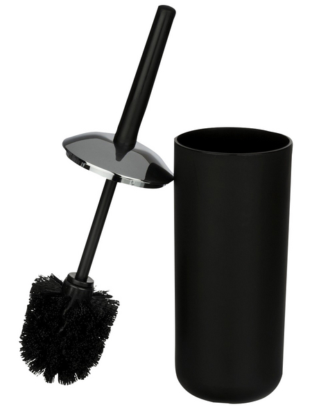 WENKO WC-Bürsten & WC-Garnituren »Brasil«, Höhe: 37 cm, schwarz