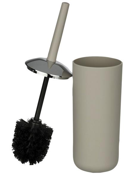 WENKO WC-Bürsten & WC-Garnituren »Brasil«, Höhe: 37 cm, taupe