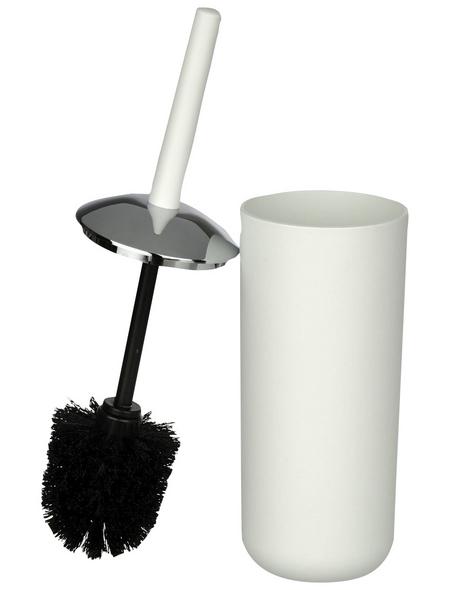 WENKO WC-Bürsten & WC-Garnituren »Brasil«, Höhe: 37 cm, weiß