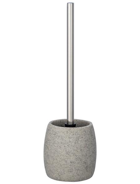 WENKO WC-Bürsten & WC-Garnituren »Goa«, Kunststoff, grau