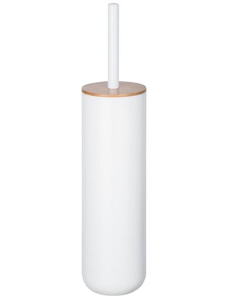 WENKO WC-Bürsten & WC-Garnituren, Höhe: 37  cm, weiß