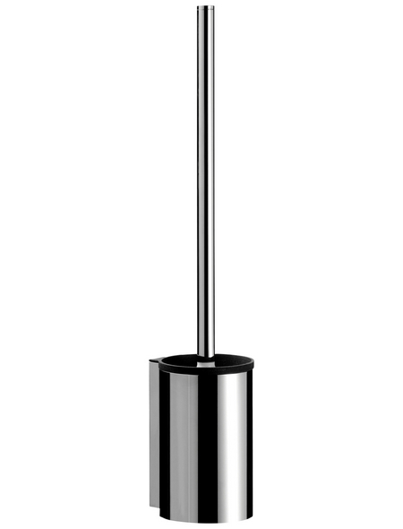 WC-Bürsten & WC-Garnituren, Höhe: 37,6 cm, chromfarben