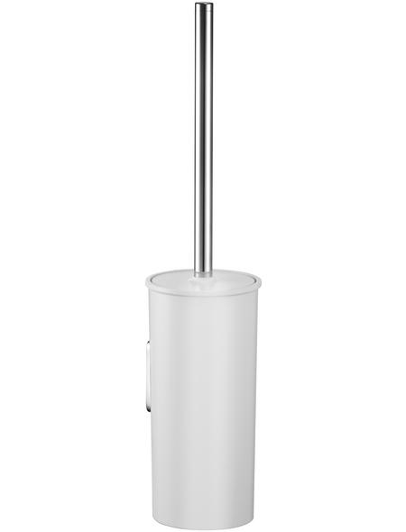KEUCO WC-Bürsten & WC-Garnituren, Höhe: 39,8  cm, weiss/chromfarben
