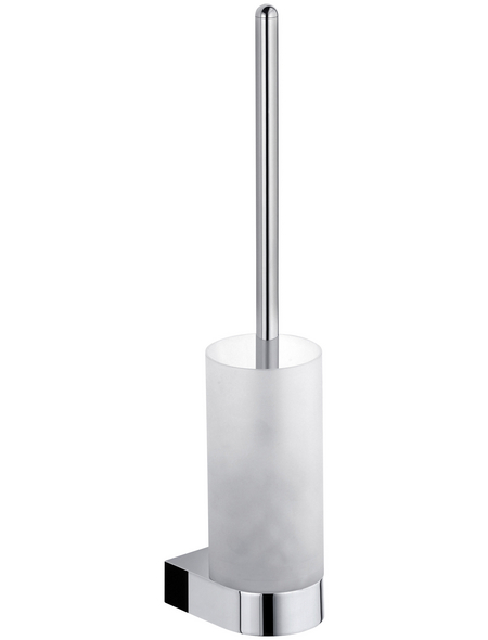 KEUCO WC-Bürsten & WC-Garnituren, Höhe: 40,6 cm, weiss/chromfarben