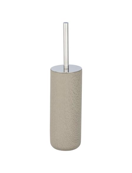 WENKO WC-Bürsten & WC-Garnituren »Joy«, Höhe: 36 cm, taupe