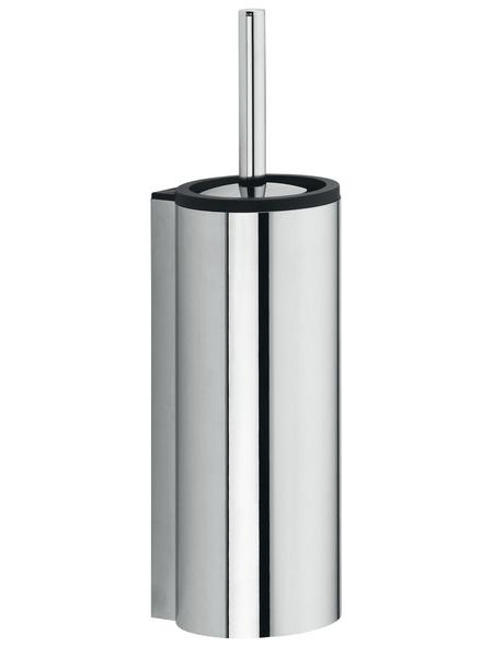 KEUCO WC-Bürsten & WC-Garnituren, Kunststoff, chromfarben