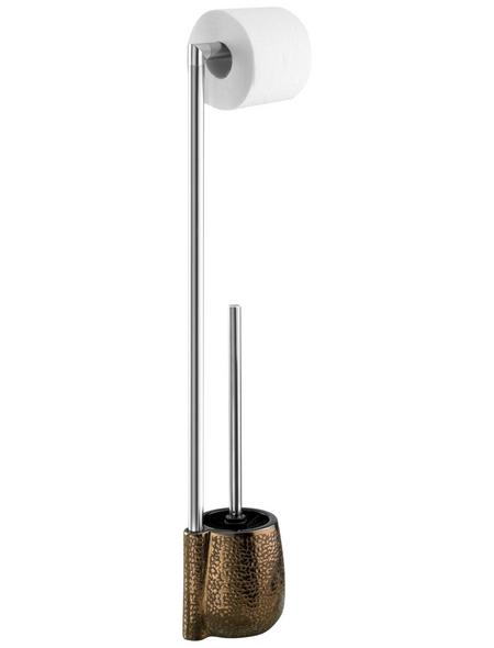 WENKO WC-Bürsten & WC-Garnituren »Marrakesh«, Höhe: 72  cm, braun