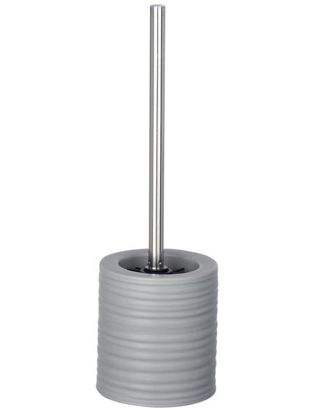 WENKO WC-Bürsten & WC-Garnituren »Mila«, Höhe: 39,5  cm, grau