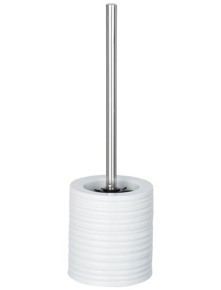 WENKO WC-Bürsten & WC-Garnituren »Mila«, Höhe: 39,5 cm, weiß
