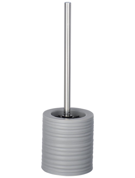 WENKO WC-Bürsten & WC-Garnituren »Mila«, Keramik, grau
