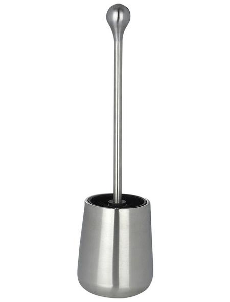 WENKO WC-Bürsten & WC-Garnituren »Nova«, Höhe: 41 cm, silberfarben