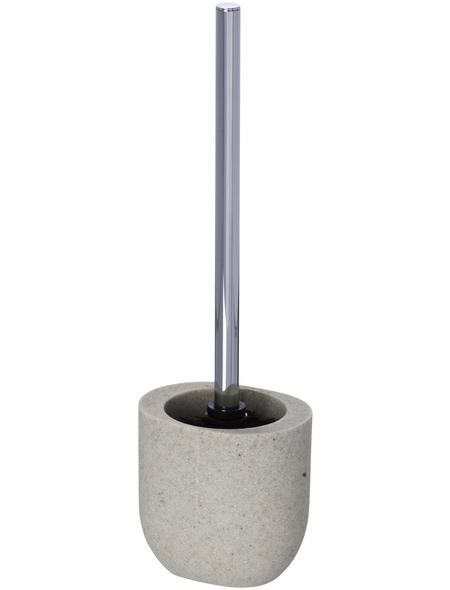 WENKO WC-Bürsten & WC-Garnituren »Puro«, Kunststoff, beige