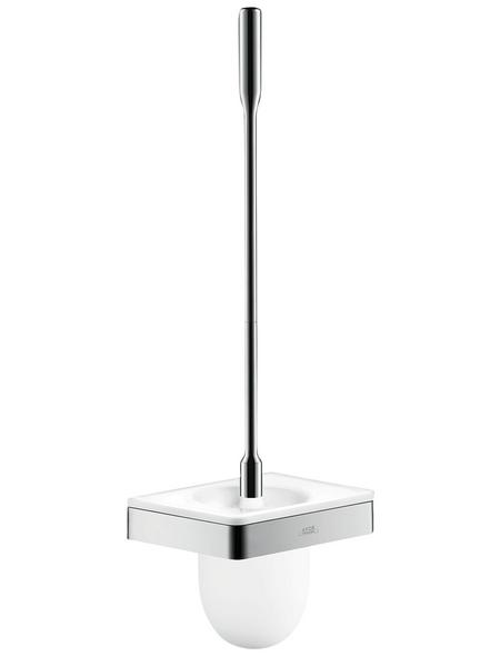 HANSGROHE WC-Bürstengarnitur »Axor Universal«, Höhe: 46,5 cm, weiss/verchromt