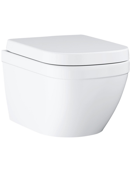 GROHE WC »Euro Keramik Set Wand-Tiefspül-WC«