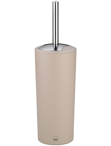 KELA WC-Garnitur »Marta «, Kunststoff, beige