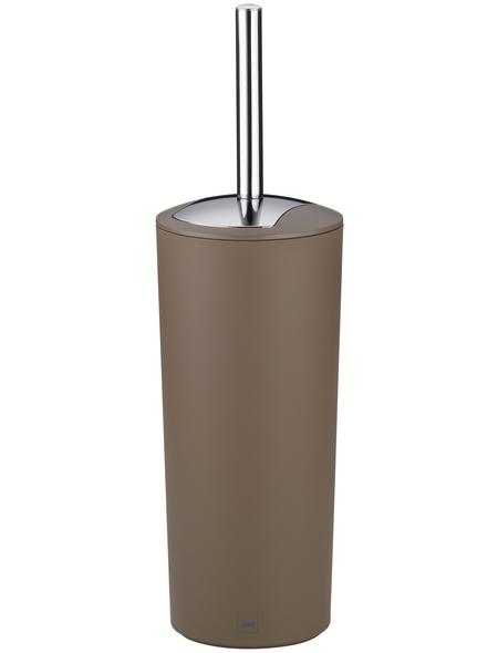KELA WC-Garnitur »Marta«, Kunststoff, beige