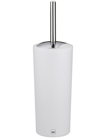 KELA WC-Garnitur »Marta«, Kunststoff, weiß