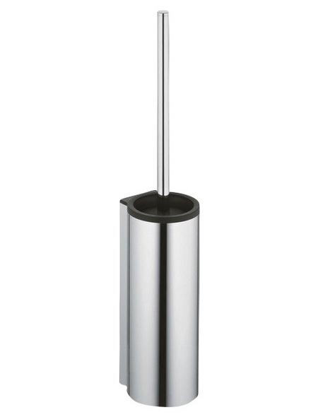 KEUCO WC-Garnitur »Plan Care«, Höhe: 56,3 cm, verchromt
