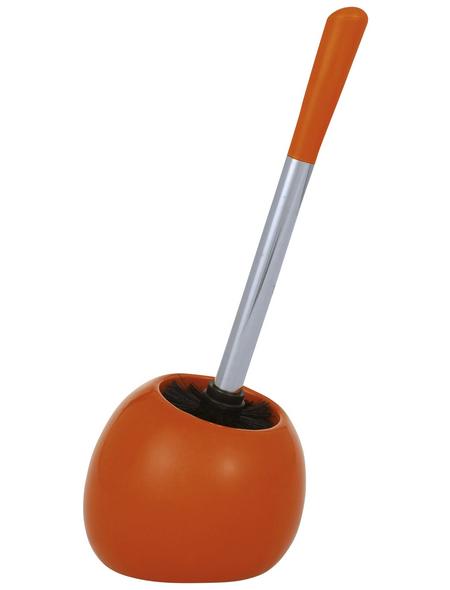 WENKO WC-Garnitur »Polaris«, Keramik, orange