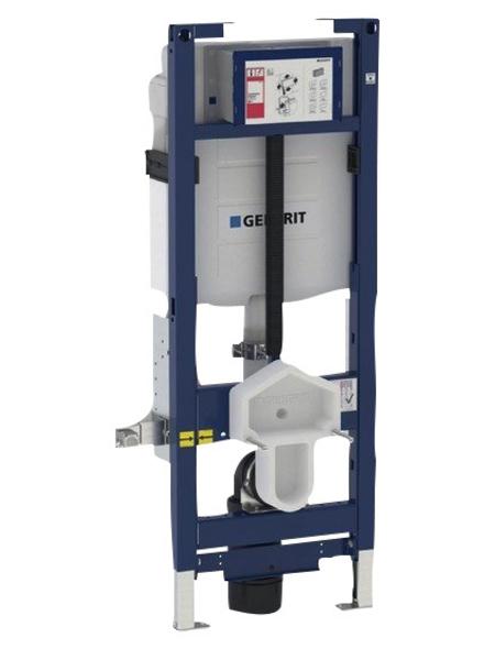 GEBERIT WC-Montageelement »Duofix«, BxHxT: 500 x 1120 x 170 mm, blau