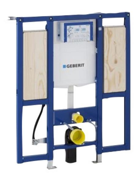 GEBERIT WC-Montageelement »Duofix«, BxHxT: 880 x 1120 x 170 mm, blau
