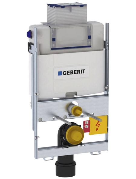 GEBERIT WC-Montageelement »GIS«, BxHxT: 424 x 870 x 205 mm, weiß