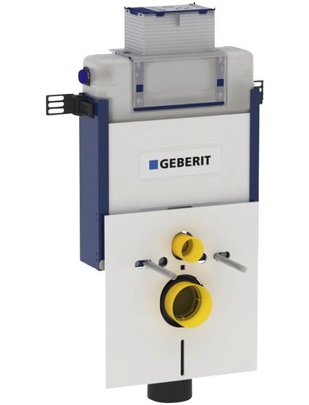 GEBERIT WC-Montageelement »Kombifix«, BxHxT: 420 x 820 x 120 mm, blau