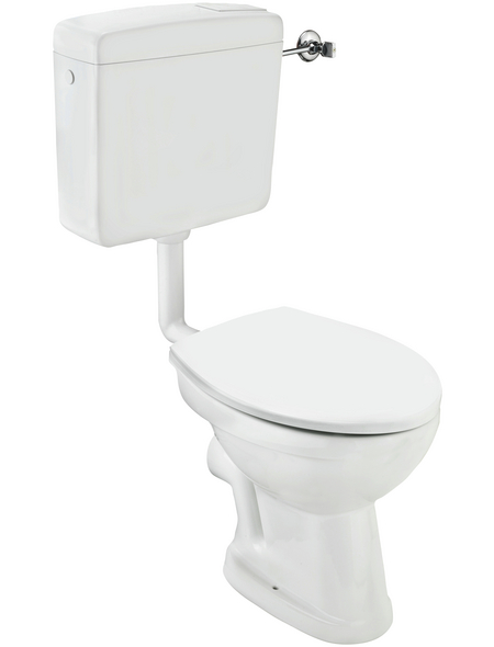 CORNAT WC-Set »Carnat«, inkl. WC-Sitz, Spülkasten