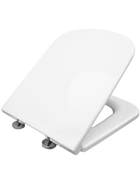 CORNAT WC-Sitz »ADRIA«, Duroplast, D-Form, mit Softclose-Funktion