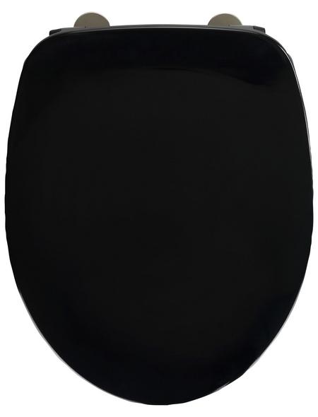 WENKO WC-Sitz »Armonia«, Duroplast, oval, mit Softclose-Funktion