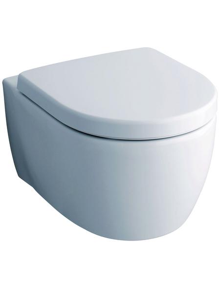 GEBERIT WC-Sitz aus Duroplast,  D-Form