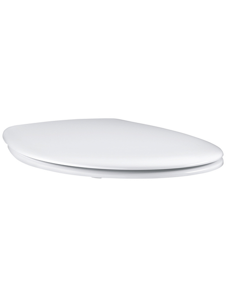 GROHE WC-Sitz »Bau Keramik« aus Duroplast,  oval