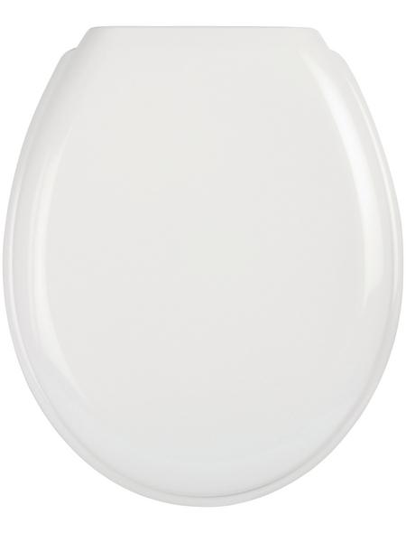 WELLWATER WC-Sitz »Calabria«, Duroplast, oval