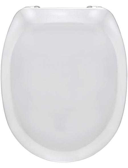 CORNAT WC-Sitz »CAMERO«, Duroplast, D-Form