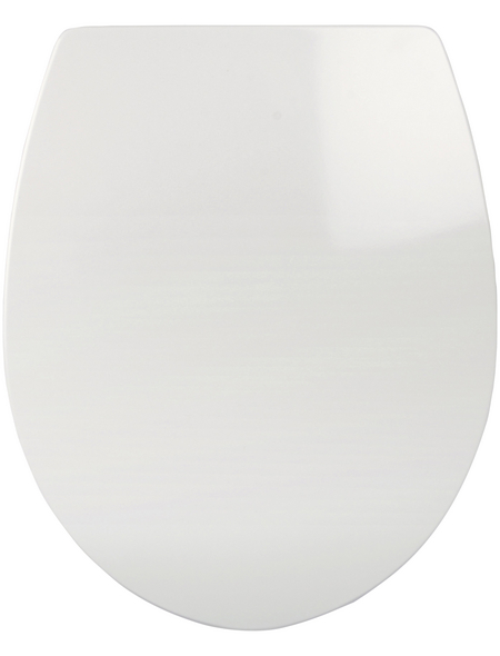 SANITOP-WINGENROTH WC-Sitz »Caprieze«, Duroplast, oval