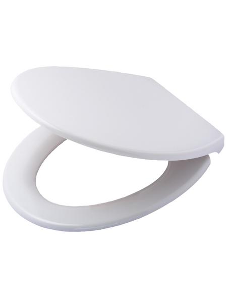 WENKO WC-Sitz »Cento«,  Absenkautomatik