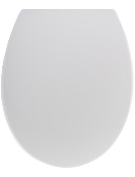 WENKO WC-Sitz »Cento«, Duroplast, oval, mit Softclose-Funktion