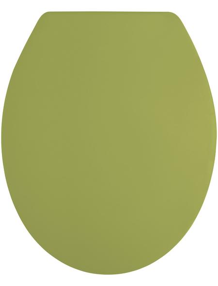 CORNAT WC-Sitz »CETINA«, Duroplast, oval