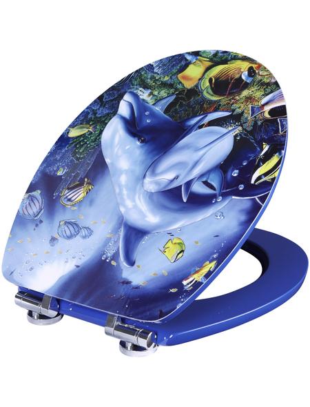 CORNAT WC-Sitz Delfin