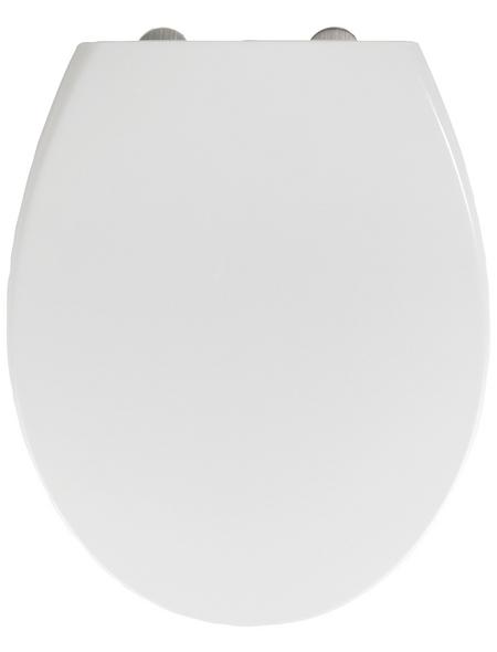 WENKO WC-Sitz »Delos Family«, Duroplast, oval, mit Softclose-Funktion