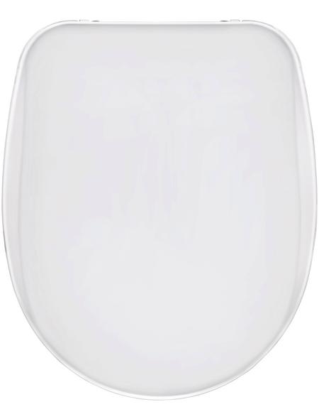 CORNAT WC-Sitz Duroplast,  oval mit Softclose-Funktion